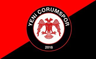 Yeni Çorumspor Kulubü'nden duyuru
