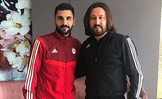 Çorum FK Buras Seres'le anlaştı