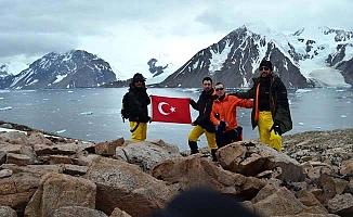 Cumhurbaşkanı Antarktika'ya dikat çekti