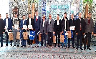 Finali Osmancık'ta yaptılar