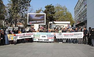 Hak ihlâllerine 'Ses Ver Türkiye'