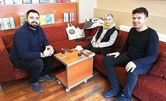 Mehmet Akif'in torunuyla söyleşi