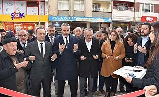'Dost Eller Yardım Pazarı' açıldı