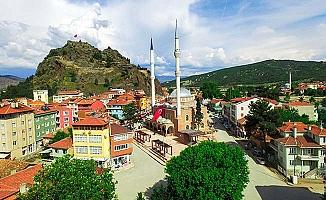 Osmancık'ta sahabe türbesi açığa çıkarılıyor