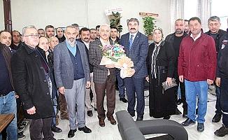 Zeki Gül'den ilk ziyaretler