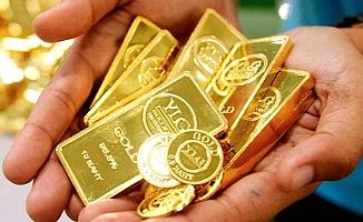 Altın fiyatları inişe geçti
