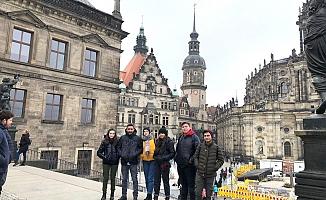 Çek Cumhuriyeti'ne gittiler