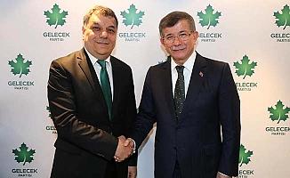 Hemşehrimiz Ankara il başkanı oldu