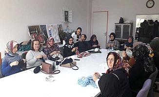Kadınlar İdlip için seferber