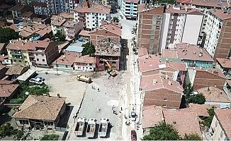 BELTAŞ 10 katlı 36 dairelik bina yapacak