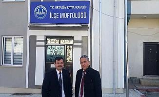 Bu kez Ortaköy'de seminer verdi