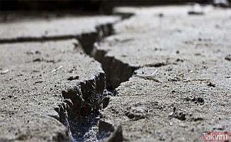 Çorum 2 ve 3. derece deprem bölgesi