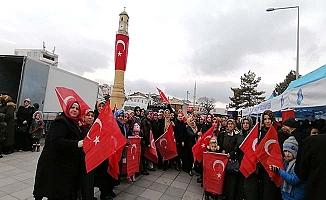 Çorum AK Parti Türkiye birincisi oldu