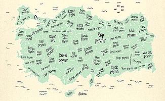 Efsane peynir Türkiye haritasında