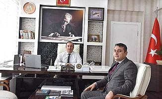 İskilip'e yeni başkan yardımcısı