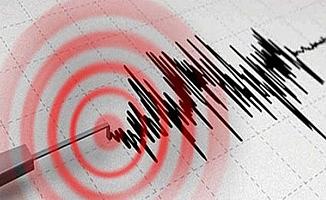 İskilip'te üst üste deprem
