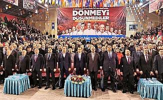 İşte AK Parti'de yeni Merkez İlçe Yönetimi