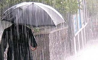 Karadeniz yağışlı