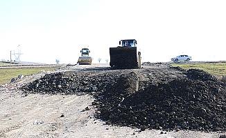 Sılmkent'e yeni yol açılıyor