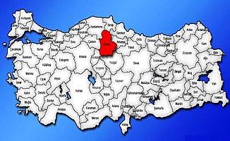 Türkiye'de 1 milyon 301 bin Çorumlu yaşıyor