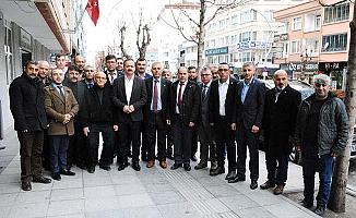 Yavuz Ağıralioğlu sürpriz yaptı