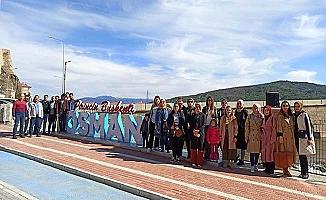 Aday öğretmenler Osmancık'ı tanıdı