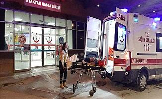Ankara yolunda art arda kazalar