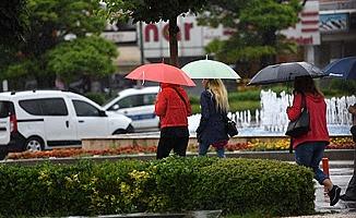 Bir çok il için sağanak yağış uyarısı