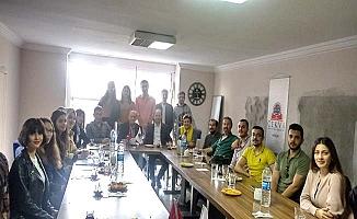 ÇEKVA Antalya toplantısı
