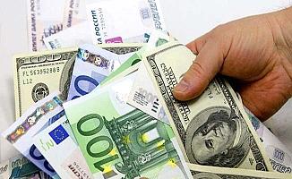 Dolar ve Euro'da günün ilk rakamları