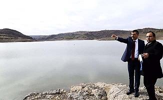 İçme suyu barajlarında inceleme