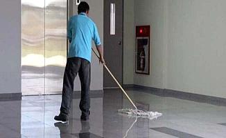 Kaymakamlık temizlik işçisi alacak