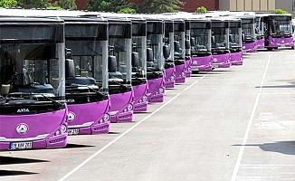 Şehir içi otobüslerde kriz