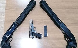 Suç örgütüne operasyon; 5 tutuklama