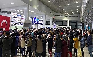 Terminal ana baba günü