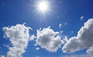 Yeniden güneşli hava