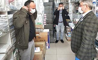 Belediye 300 bin maske dağıtacak