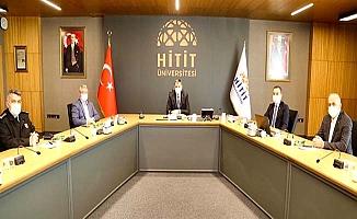 'Biz Bize Yeteriz Türkiyem' toplantısı