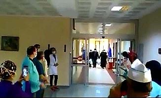 Hastane personeli koronayı yendi