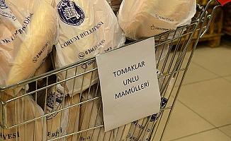 Her gün 150 ekmek bağışı