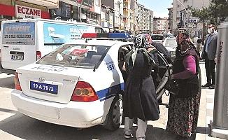 Polisin zorlu koronavirüs mesaisi