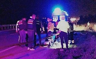 Sungurlu'da feci kaza, 3 ölü