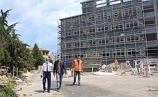 Yeni okul binaları yolda