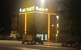 AK Parti İl Başkanlığı'nda taşınma hazırlığı