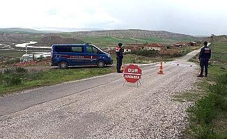 Kula Köyü karantinaya alındı