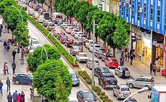 Trafik Haftası'nda Çorum trafiği