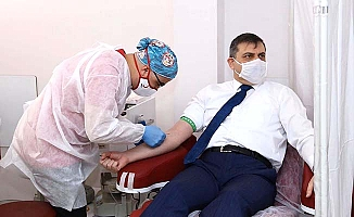 Vali'den kan bağışı çağrısı