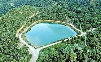 Yeşil Göl başlıyor