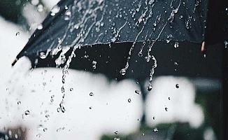 Bölgemizde kuvvetli yağış