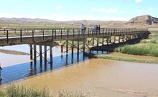 Sulu tarım için Delice Irmağı
